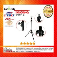 TAKARA Light Stand SPIRIT 2 / tripod studio lightstand ORIGINAL