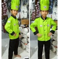 Topi koki anak2/topi chef anak
