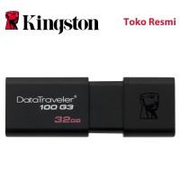 Kingston DataTraveler 100 G3 Flash Drive / Flash Disk 32GB USB3.1