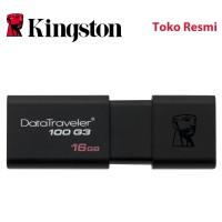 Kingston DataTraveler 100 G3 Flash Drive / Flash Disk 16GB USB3.1