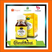 madu plus garlic/ madu al adn garlic/ madu bawang
