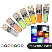 F2 T10 LED JELLY LAMPU SENJA LAMPU SEIN MOTOR LAMPU MOBIL