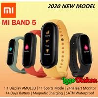 Xiaomi Mi Band 5 Non NFC Version Smart Watch - Original