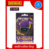 flashdisk vgen 8GB ASTRO Water Proof 2.0 original murah