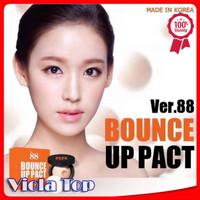 Bedak Kecantikan VER88 Makeup Original Perawatan Pemutih Kulit Natural