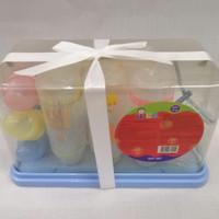 Botol Susu Bayi /Feeding Bottle GiftSet 6 in 1 Container Box,Wee 001