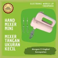 Mini Hand Mixer Han River Mixer Kue Mixer Roti Murah