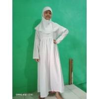 Baju Muslim Gamis Anak Perempuan 4 Th - Remaja Tanggung ABG 14 Tahun