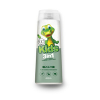 OC Organic Care Kids 3in1 Shampoo,Conditioner & Bodywash Fruit Blast