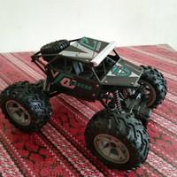 Mainan Mobil Remote Control Metal Offroad Legend