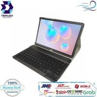 Case Samsung Galaxy Tab S6 10.5 Flip Cover Casing Bluetooth Keyboard