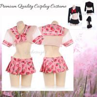 Wlerry Student Costume Harajuku Style Lingerie