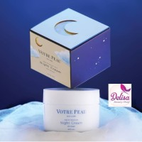 Votre Peau Skin Care night cream with Collagen 30gr
