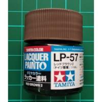 Tamiya Lacquer LP 57 Red Brown 2 - Cat Model kit Gundam