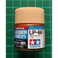 Tamiya Lacquer LP 66 Flat Flesh - Model Kit Gundam Paint