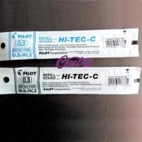Pilot Refill Hi-Tec-C 0.3 / Isi Ulang Pulpen Hi-Tec 0.3