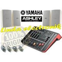 paket sound system yamaha vs6 2psg ashley studio 4 ORYGINAL
