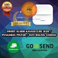 Kanasecure W20 Smart Alarm - Pengaman Pintar - Anti Maling Cerdas