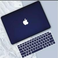 macbook case matte PEONY BLUE air pro retina new 11 12 13 15 inch