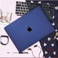 Macbook Case Matte PEONY BLUE A1706 A1707 A1708 NON PRO TOUCHBAR 13 15