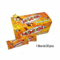Momogi Jagung Bakar / Cokelat / Tutti Frutti / Keju Swiss
