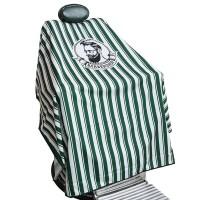 Kip Potong / Kep Potong Barber Beardman Green Stripe