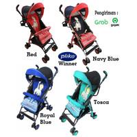 Baby Stroller Pliko WINNER-New Khusus Pengiriman GOJEK/GRAB