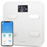 Dahlia YUNMAI Color Smart Body Fat Weight Management Scale bluetooth A