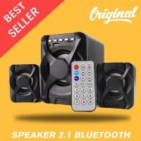 SPEAKER 2.1 BLUETOOTH U-2500BT Gaming Speaker X-Audio 2.1