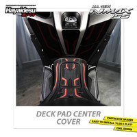 Hayaidesu All New NMAX Body Protector Deck Pad Center Cover