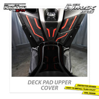 Hayaidesu All New NMAX Body Protector Deck Pad Upper Cover