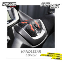 Hayaidesu All New NMAX Body Protector Handle Bar Cover