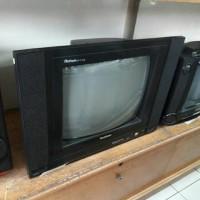 "TV tabung 21"" multimax cembung"