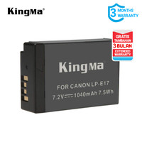 Baterai KINGMA for Canon LP-E17