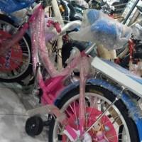 sepeda ank perempuan ukuran 20