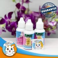 Flucat Obat Flu DAN Pilek Kucing / Flu Cat Otsuda