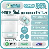 Oonew 5in1 Digital Steam Sterilizer and Dryer / Pengering Botol