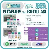 Vita Flow Botol Asi - 140ml isi 4pcs