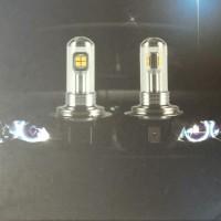 Fog Lamp Xpander LED warna putih terang, Produk Baru