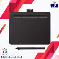 Pen Tablet Wacom Intuos CTL4100 Drawing Tablet Garansi Resmi