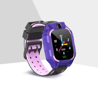 Jam Tangan Anak IMO Smartwatch Kids Camera GPS Tracker Smart Watch E12 - Ungu