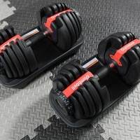 Adjustable bowflex Dumbell fitness dumbel 522i