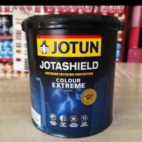 CAT TEMBOK JOTUN JOTASHIELD COLOUR EXTREME WHITE EXTERIOR 20L