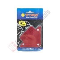 TORA Siku Magnet Las 25 Lbs 3 Inch - Magnetic Smart Welding Arrow