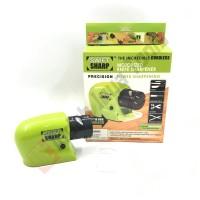 SWIFT SHARP - Alat Asah Pisau Manual Otomatis Elektrik - Pengasah
