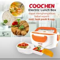 Coochen Electric Lunch Box Penghangat Bekal Makanan