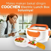 Coochen Electric Lunch Box Solusi Bekal Makan Tetap Hangat dan Fresh