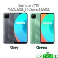 Realme C11 RMX2185 - 3GB 32GB (3/32) - New Original Garansi Resmi