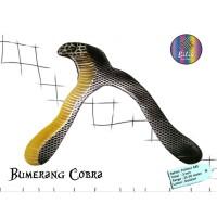 Bumerang Boomerang COBRA Outdoor Mainan Tradisional Edukatif Sport Fun