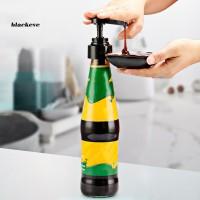 Botol Pompa Saus Oyster Dengan Kepala Tekan Untuk Perlengkapan Dapur